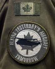 Sea King flight crews proudly adorn this patch on their uniforms
